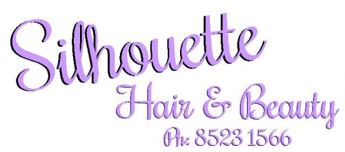 Silhouette Hair & Beauty Logo and Images