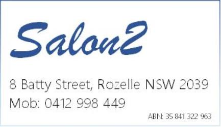 Salon 2 Logo and Images