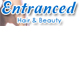 San Remo Entranced Hair & Beauty Logo and Images