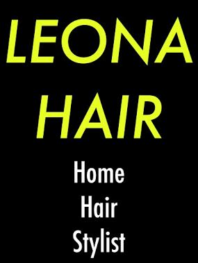 Leona Hair Logo and Images