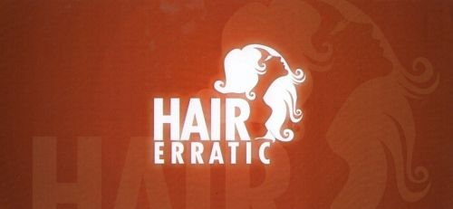 Hair Erratic Logo and Images