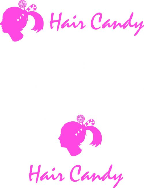 Candy Hair Body Shop Logo and Images