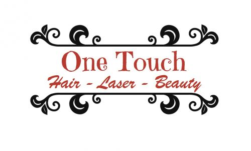 One Touch Hair Laser Beauty Logo and Images