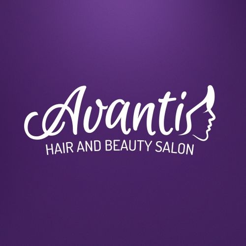 Avanti Hair & Beauty Logo and Images