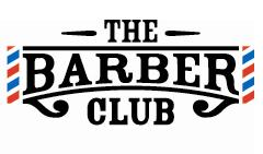 The Barber Club Haircuts For Men Logo and Images