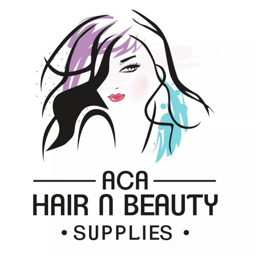 ACA Hair and Beauty Supplies Logo and Images