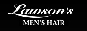 Lawson's Men's Hair Logo and Images
