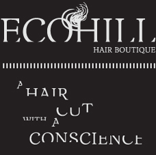 ECOHILL Hair Boutique Logo and Images
