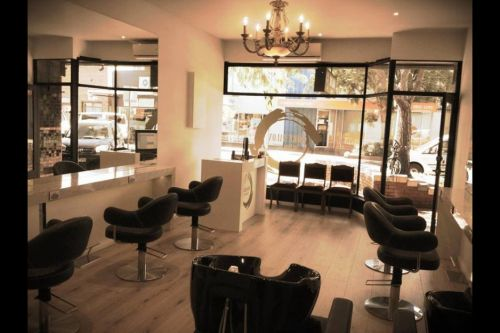 SIRE SALON by tony perri