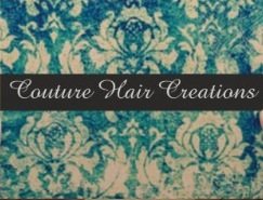 Couture Hair Creations Logo and Images
