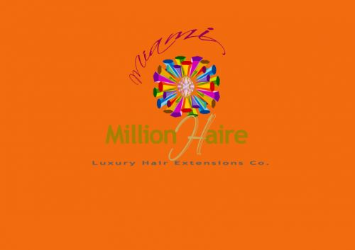Miami Millionhaire Hair Extensions Supplies Logo and Images