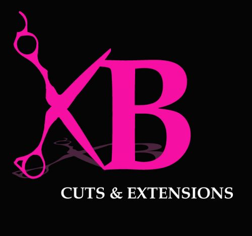KB Hairdressing & Extensions Logo and Images