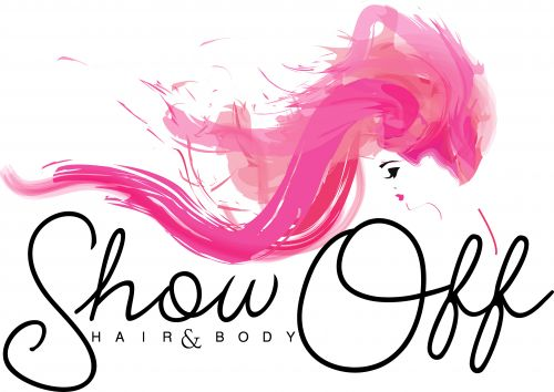 Show Off Hair and Body Logo and Images