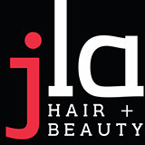 JLA Hair and Beauty Logo and Images