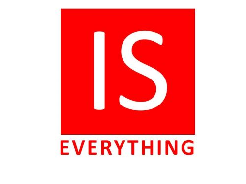 IS EVERYTHING Logo and Images