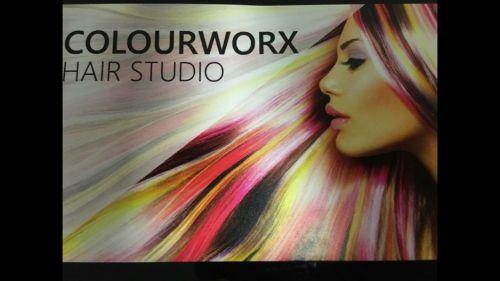 Colourworx Logo and Images