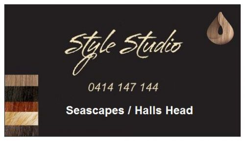 Style Studio hair design  Logo and Images