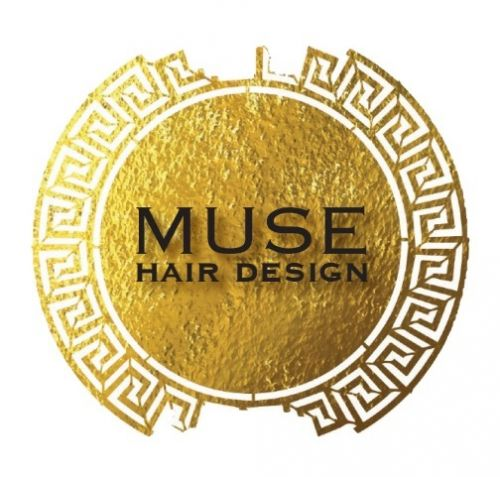 Muse Hair Design Logo and Images
