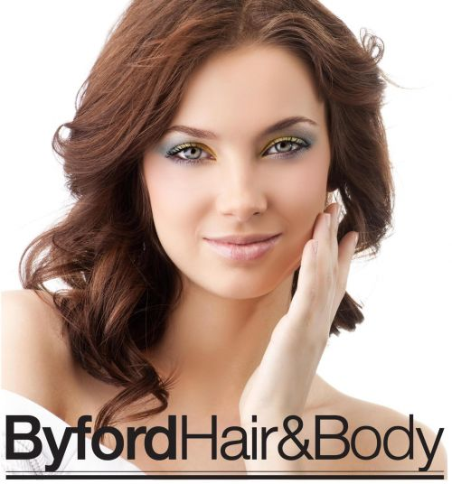 Byford Hair & Body Logo and Images