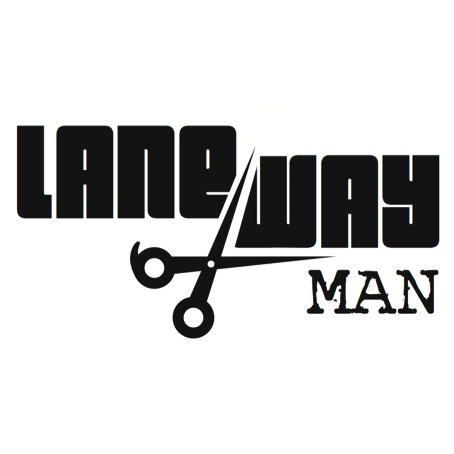 Laneway Man Logo and Images