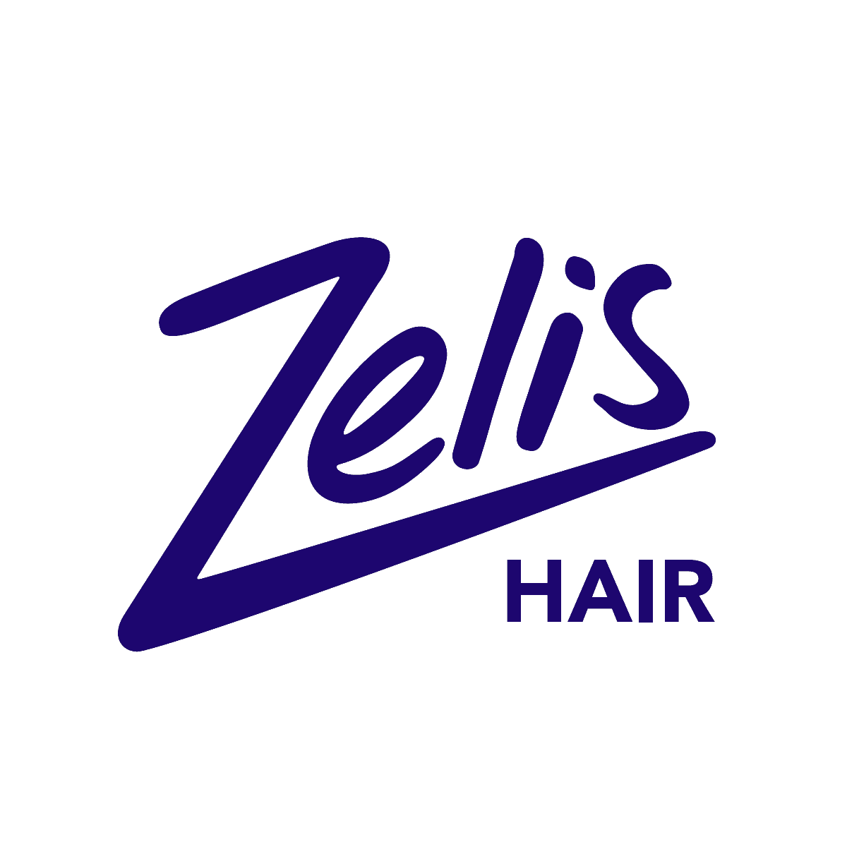 Zelis Hair Logo and Images
