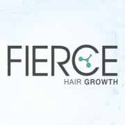 Fierce Hair Growth Logo and Images