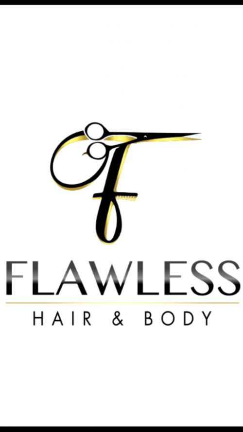 Flawless Hair and Body Logo and Images