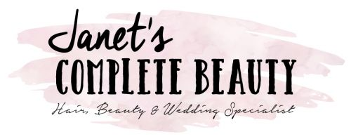 Janets Complete Beauty Logo and Images