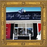 High Wycombe Hair & Beauty Logo and Images