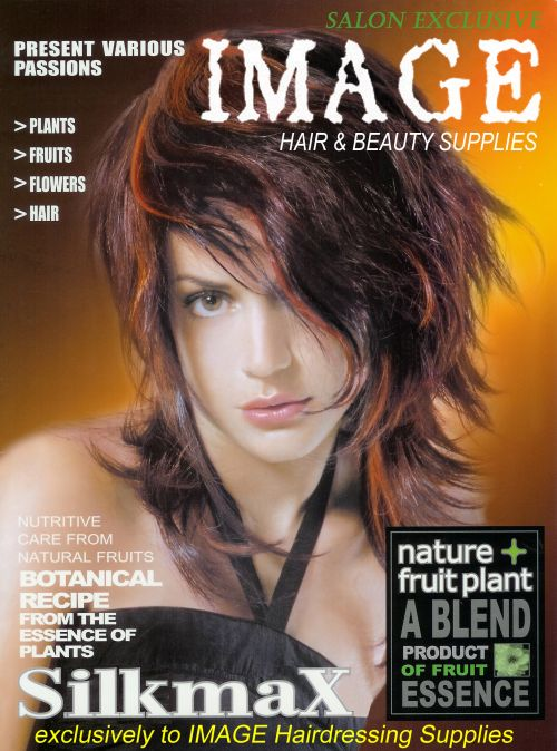 IMAGE Hair & Beauty Supplies Logo and Images