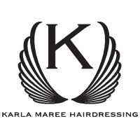 Karla Maree Hairdressing Logo and Images