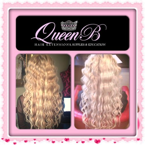 Mobile Hair Extensions Direct Brisbane North Logo and Images