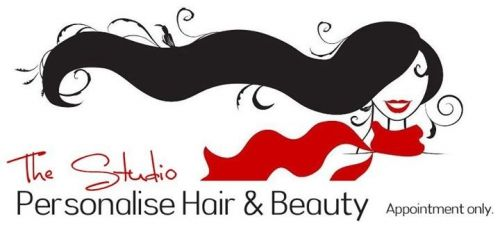 The Studio Hair & Beauty Logo and Images