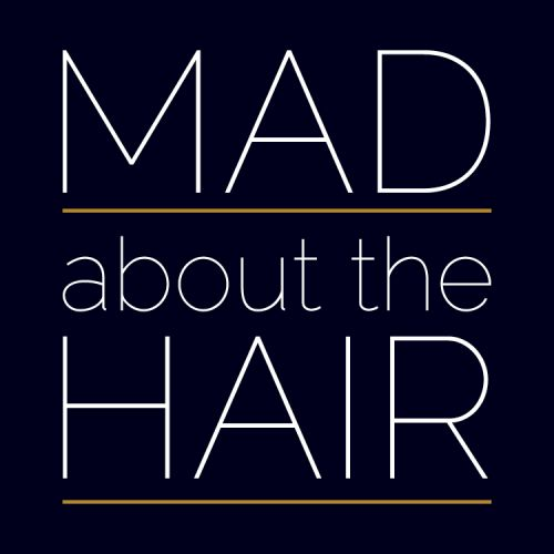 Mad About The Hair Logo and Images