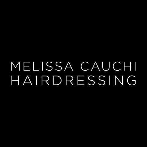 Melissa Cauchi Hairdressing Logo and Images