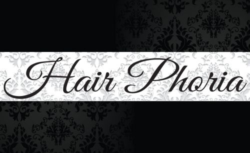 Hair Phoria Logo and Images