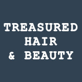 Treasured Hair and Beauty Logo and Images