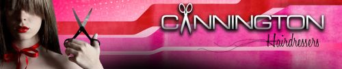 Cannington Hairdressers Logo and Images