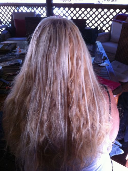 Lemiabella Mobile Hair Extensions Rochedale South Perth Hairdresser