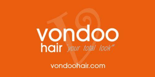 Vondoo Hair Logo and Images