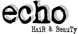 Echo Hair & Beauty Logo and Images