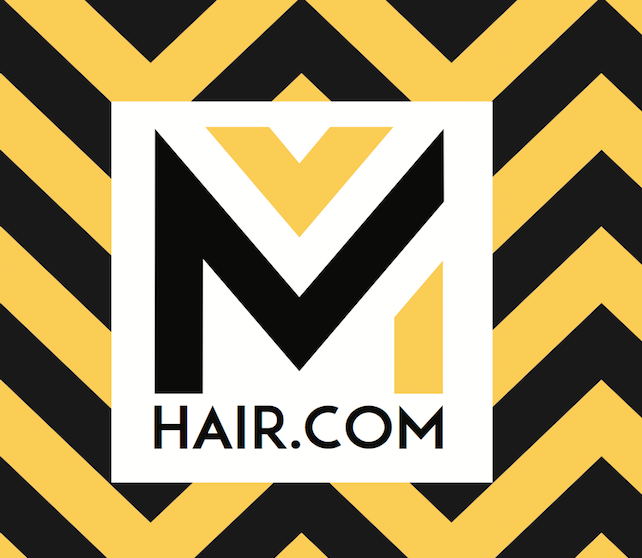 Mhair.com Logo and Images