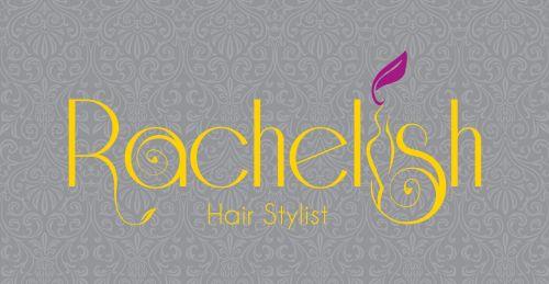 Rachelish Logo and Images
