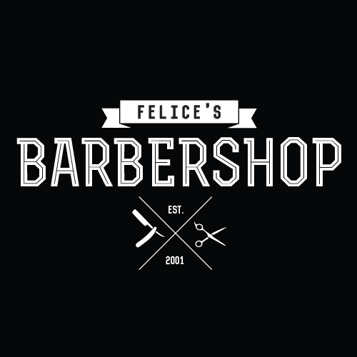 Felice's Barbershop Logo and Images