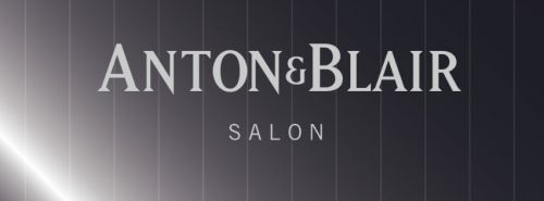 Anton & Blair Salon Logo and Images