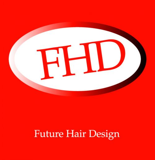 Future Hair Design Logo and Images