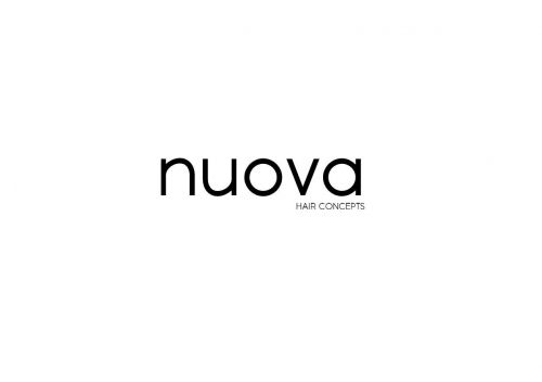 Nuova Hair Concepts Logo and Images