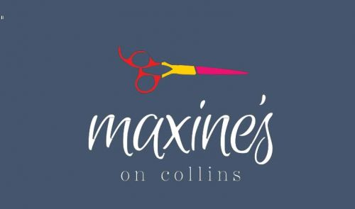 Maxines on Collin's Logo and Images