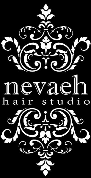 Nevaeh Hair Studio Logo and Images