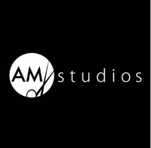 AM Studios Logo and Images